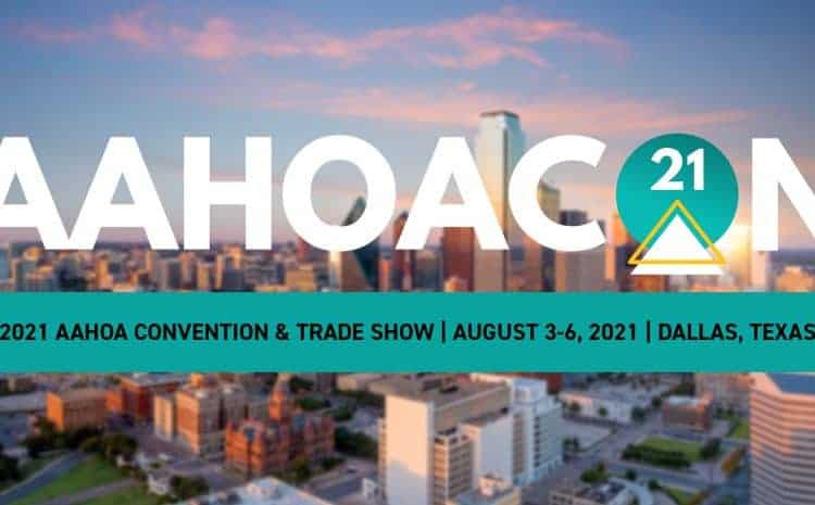 The AAHOA Convention 2021