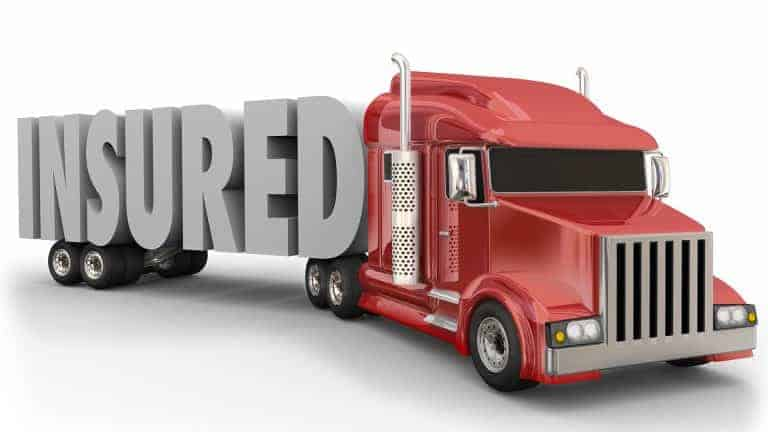 Physical Damage Coverage For Trucking Insurance