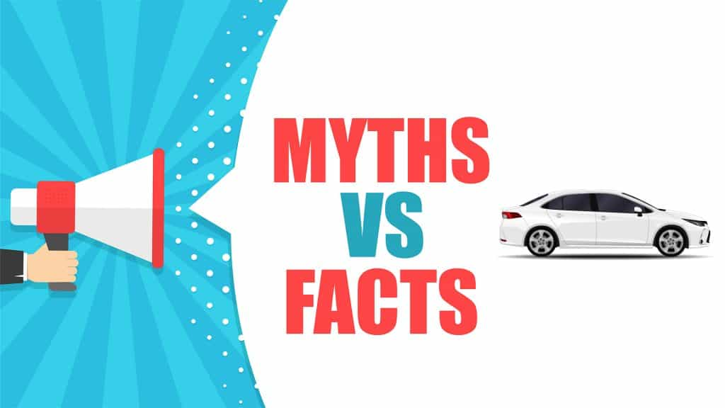 Auto Insurance Myths Debunked